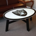 Fan Creations NFL Logo Coffee Table; Oakland Raiders