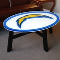 Fan Creations NFL Logo Coffee Table; San Diego Chargers