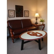 Fan Creations NCAA Coffee Table; Oklahoma