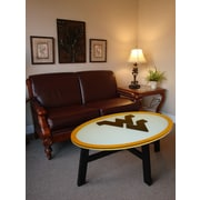 Fan Creations NCAA Coffee Table; West Virginia