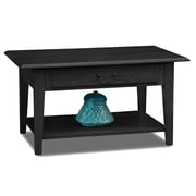 Leick Shaker Coffee Table; Slate