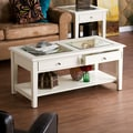 Wildon Home   Amberly Coffee Table; White