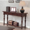 Winners Only, Inc. Quails Run Console Table; Cherry