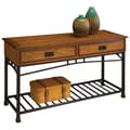 Home Styles Modern Craftsman Console Table