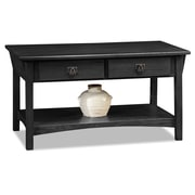 Leick Mission Coffee Table; Slate