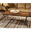 Emerald Home Furnishings Innsbruck Coffee Table