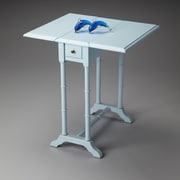 Butler Masterpiece Console Table; Baby Blue