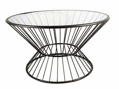 Fashion N You Wire Framed Coffee Table WYF078276310115