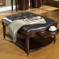 Somerton Dwelling Morgan Coffee Table with Cushion