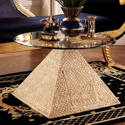 Design Toscano Great Egyptian Pyramid Coffee Table