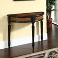 Accent Treasures Stratford Console Table
