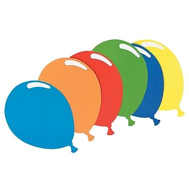 Silhouettes de ballons imprimées, 15 po, 11/paquet