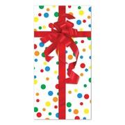 Affiche de porte cadeau de fête, 30 po x 5 pi, 3/paquet
