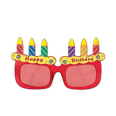 Birthday Cake Fanci-Frames, 2/Pack