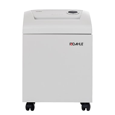 Dahle Deskside 40104 Strip Cut Paper Shredder