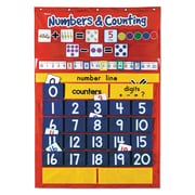 Learning Resources® Numbers and Counting Pocket Chart