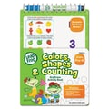The Board Dudes LeapFrog® in.Colors/Shapes and Counting Dry Erasein. Activity Book, Grade K-1