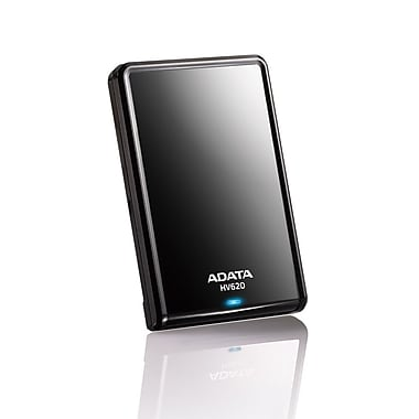 Adata 2TB External Hard Drive, Black