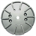 Cutter Diamond 10'' x 19mm Grinding Disc for Concrete