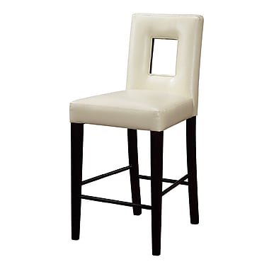 Global Furniture USA Jordan Bar Stool ; Beige