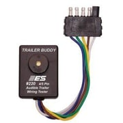Electronic Specialties Trailer Buddy 4/5 Pin - One Man Trailer Wiring Tes
