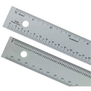 Alumicolor Pica-Points Ruler; 18''