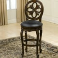 Hillsdale Rosalee 24'' Swivel Bar Stool