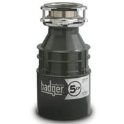 InSinkErator Badger Series 3/4 HP Garbage Disposal with Continuous Feed