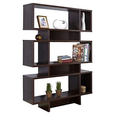 InRoom Designs 63'' Bookcase