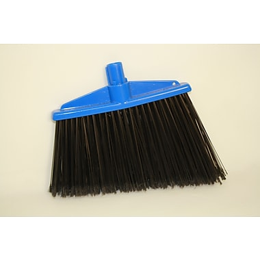 SYR Angle Broom Bristles; Blue