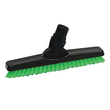 SYR Grout Brush BLK Bristles; Green