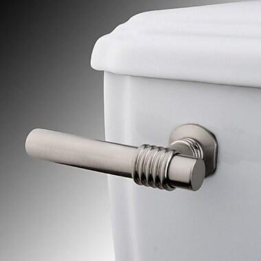 Elements of Design Madison Decorative MagellenTank Lever; Satin Nickel