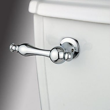 Elements of Design Madison Decorative Naples Tank Lever; Polished Chrome