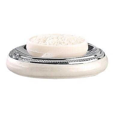 NU Steel Fantasy Soap Dish