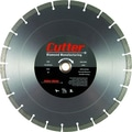 Cutter Diamond 10'' x 0.1 x DM7/8-5/8'' Value Gerneral Purpose Blade