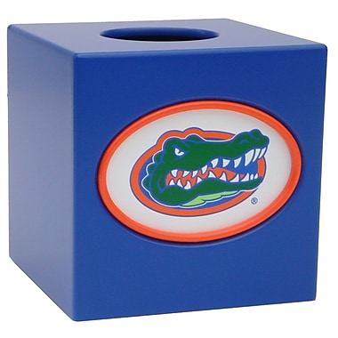 Fan Creations NCAA Tissue Box Cover; Florida Gators