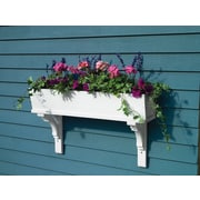 Good Directions Lazy Hill Farm Rectangular Window Box; 48''