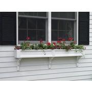 Good Directions Lazy Hill Farm Federal Window Planter Box; 48''