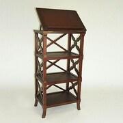 Wayborn Baron Podium 40'' Bookcase