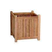 Anderson Teak Anderson Square Planter Box; 36'' x 18''