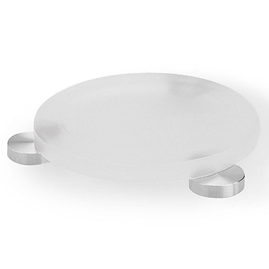 Stilhaus by Nameeks Medea Glass Soap Dish
