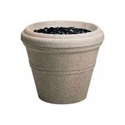 Peter Pepper Round Pot Planter; Haze