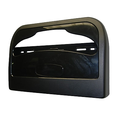 Palmer Fixture Toilet Seat Cover Dispenser; Dark Translucent
