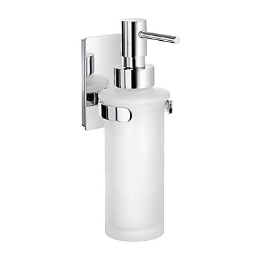 Smedbo Pool Glass Soap Dispenser