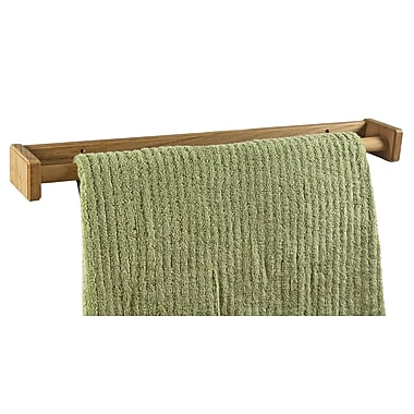 SeaTeak Wall Mounted Towel Bar