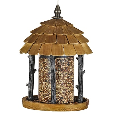 Perky Pet Deluxe Chalet Gazebo Hopper Bird Feeder (WYF078276305202) photo