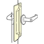 DON-JO MFG INC. Latch Protector; Brass Plated