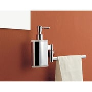 Toscanaluce by Nameeks Soap Dispenser with Towel Rail; Light Blue