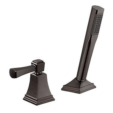 Design House Torino Tub Faucet; Brushed Bronze