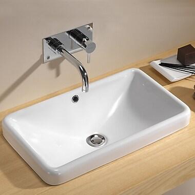 Bissonnet Traffic Meridian Bathroom Sink
